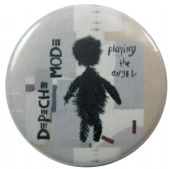 Depeche Mode - 'Playing the Angel' Button Badge